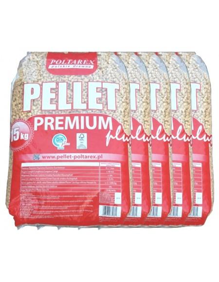 Pellet POLTAREX PREMIUM 8...