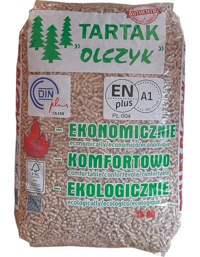 Pellet OLCZYK 6 mm - PALETA...