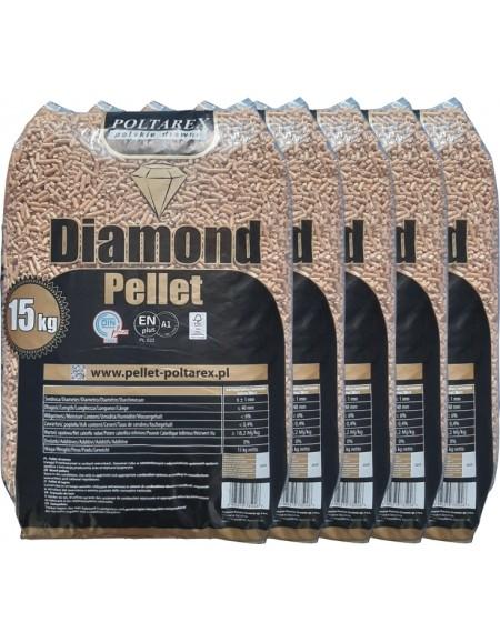 Pellet POLTAREX DIAMOND 6...