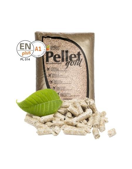 Pellet GOLD 6 mm - PALETA...