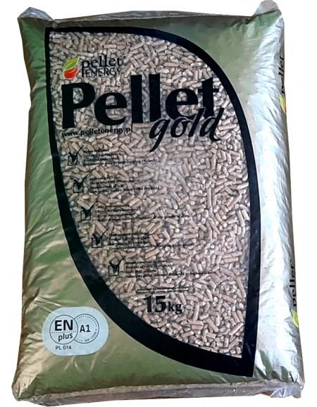 Pellet GOLD 6 mm – WOREK 15...